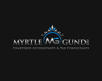 MYRTLE GUND LTD logo design