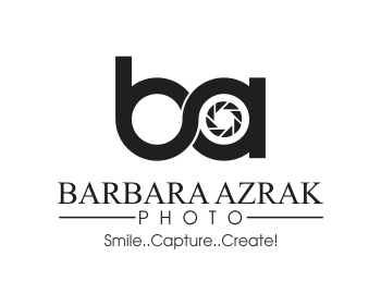 Logo design for Barbara Azrak Photo