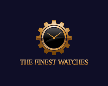 The Finest Watches logo design