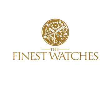 the finest watches logo design contest logo arena