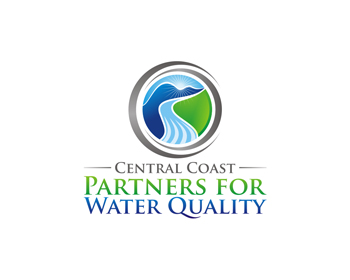 Central Coast Partners for Water Quality logo design