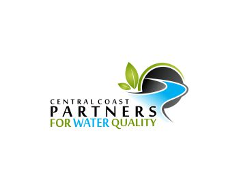Logo design for Central Coast Partners for Water Quality