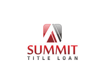 Logo design for Summit Title Loan