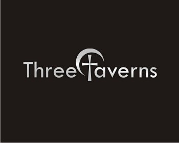 Three Taverns Grill or Three Taverns logo design