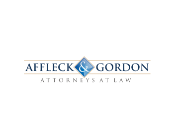 Logo design for AFFLECK & GORDON