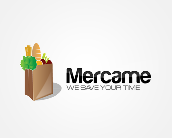 Mercame.com logo design