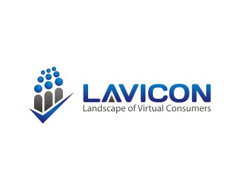LaViCon logo design