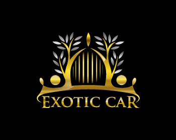 Exotic Car logo design