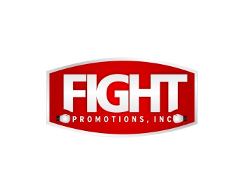 Fight Promotions, Inc. logo design