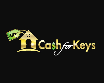 Cash For Keys logo design