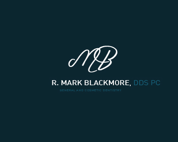R. Mark Blackmore, DDS PC logo design