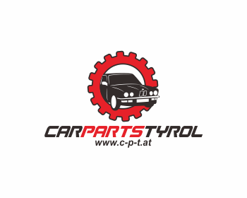 CarPartsTyrol logo design