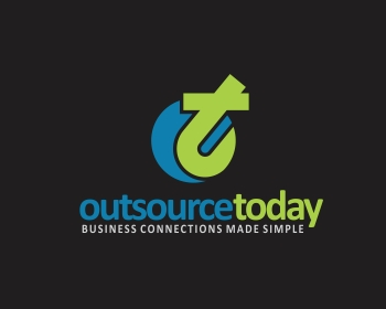 Outsource Today logo design