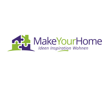 MakeYourHome logo design