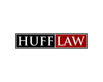 Huff Law logo design