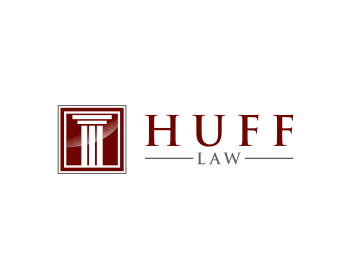 Logo design for Huff Law