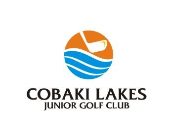 Cobaki Lakes Junior Golf Club logo design