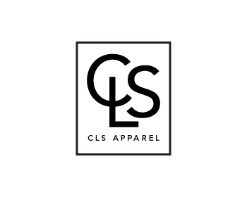 CLS Apparel logo design