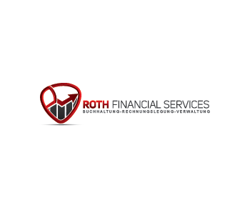Roth Financial Services logo design