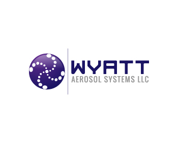 Wyatt Aerosol Systems, LLC logo design
