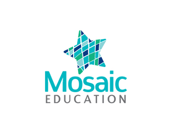 Logo design for Mosaic Education