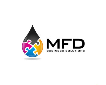 Logo design for MFD