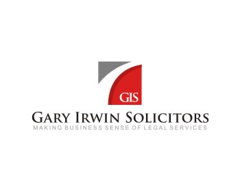 Gary Irwin Solicitors logo design