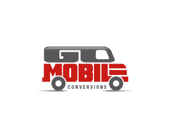 GoMobile Conversion logo design
