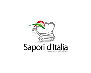 Logo design for Sapori d'Italia