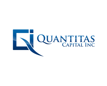 Logo design for Quantitas Capital Inc