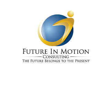 Future In Motion Consulting logo design