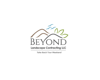 Beyond Landscape Contracting LLC logo design