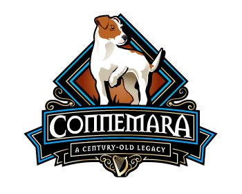 CONNEMARA logo design