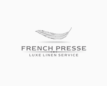 Logo design for French Presse