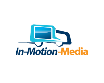 Logo design for In-motion-media