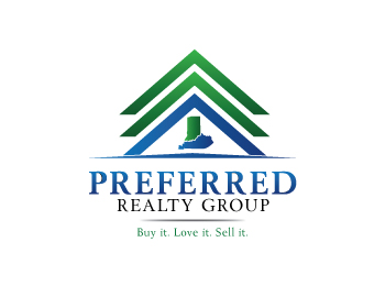 Preferred Realty Group logo design