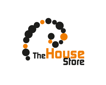 The House Store logo design
