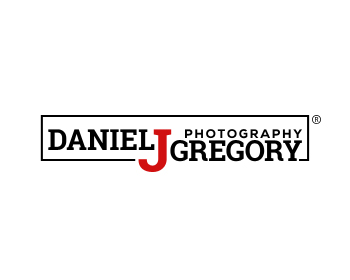 Daniel j Gregory Photography logo design