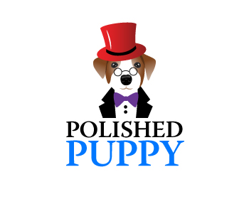 POLISHED PUPPY logo design