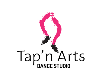 Logo design entry number 23 by nong tap 39 n arts dance for Porte arts and dance studio