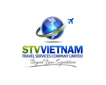STV VIETNAM TRAVEL SERVICES COMPANY LIMITED logo design