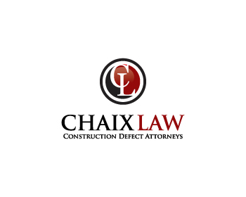 Chaix Law logo design