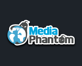 Logo design for Media Phantom