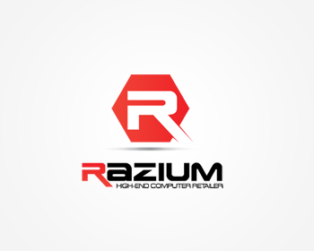 Logo design for RAZIUM