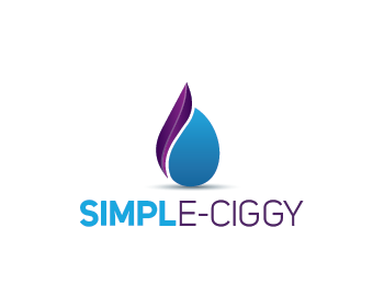 Simple Ciggy logo design
