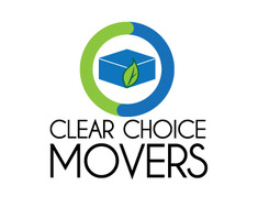 clear choice movers logo design