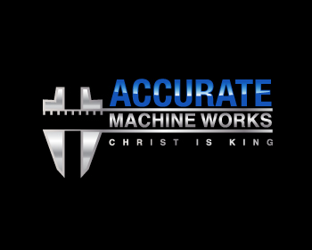 Logo Design Entry Number 74 By Platinum Accurate Machine Works Inc