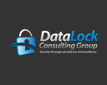 DataLock Consulting Group logo design
