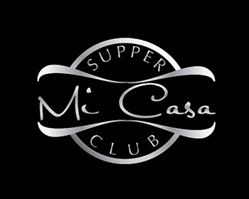 Logo design for Mi Casa Supper Club