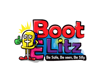 Boot E Litz logo design